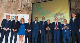 Miguel Sánchez Hernández, Globalia y Unicaja Baloncesto, reciben los X Premios AEHCOS
