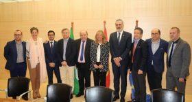 El Ayuntamiento de Marbella y AEHCOS renuevan su acuerdo de colaboración con el fin de potenciar la imagen turística de la ciudad
