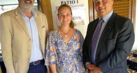 Elegidos nuevo vicepresidente de AEHCOS por Marbella y vocal hoteles cinco estrellas