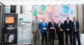 Ignacio Aguirre, Grupo Opentours y Francisco de la Torre, reciben los XI Premios AEHCOS